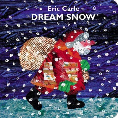 Dream Snow,クリスマス,絵本,