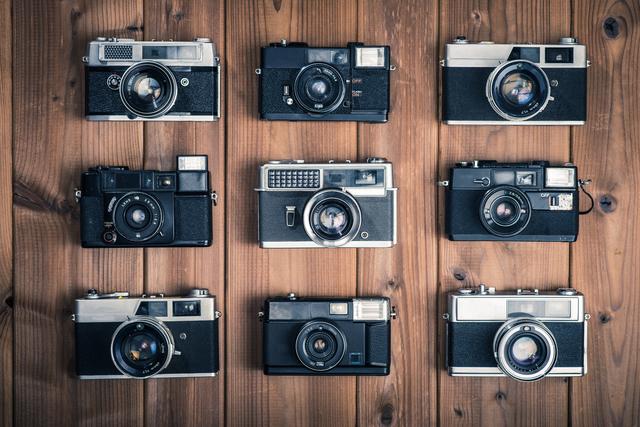 色々な種類のカメラ,デジタルカメラ,おすすめ,