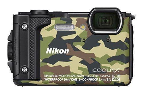 Nikon デジタルカメラ COOLPIX W300 GR クールピクス カムフラージュ 防水,デジタルカメラ,おすすめ,