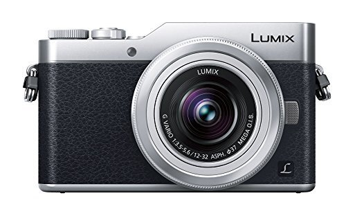 Panasonic ミラーレス一眼カメラ DC-GF9 ダブルズームレンズキット 標準ズームレンズ/単焦点レンズ付属 シルバー DC-GF9W-S,デジタルカメラ,おすすめ,