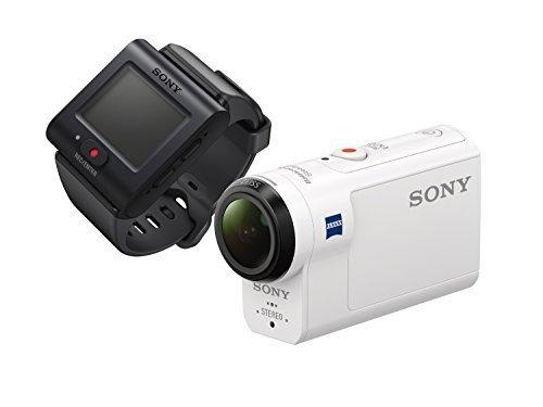 ソニー SONY ウエアラブルカメラ アクションカム 空間光学ブレ補正搭載モデル(HDR-AS300R) ライブビューリモコンキット,デジタル,ビデオ,カメラ