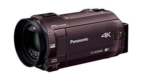Panasonic デジタル4Kビデオカメラ WX995M 64GB ワイプ撮り あとから補正 ブラウン HC-WX995M-T,デジタル,ビデオ,カメラ