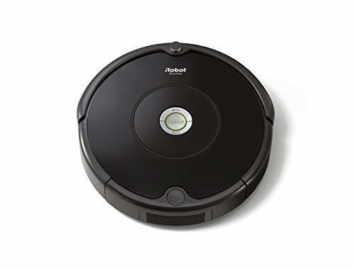 ルンバ 606 アイロボット ロボット掃除機 高速応答プロセスiAdapt搭載 ゴミ検知センサー 自動充電 ペットの毛 フローリング 畳にも ブラック R606060,掃除,