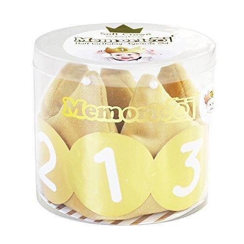 ノルコーポレーション メモリコ ゴールド memorico gold ソフトクラウン マスタードイエロー,誕生日,飾り,