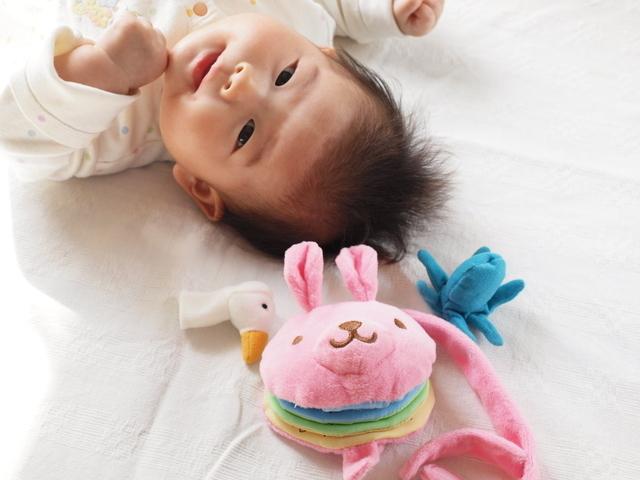 布絵本と赤ちゃん,出産祝い,布絵本,