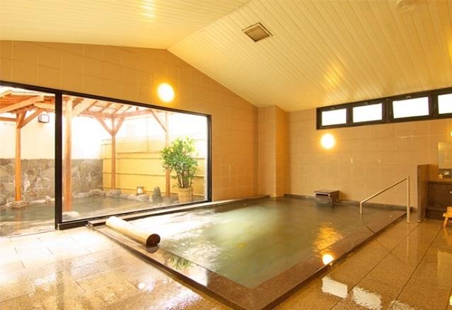 おんやど恵の女性用浴場,温泉,東京近郊,