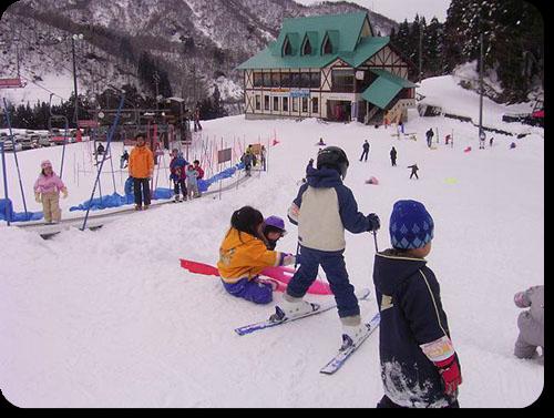 たいらスキー場,富山県,スキー場,温泉