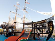ららぽーとTOKYOーBAYの船の広場,ららぽーと,船橋,子連れ
