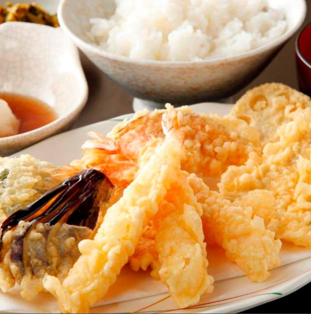 天ぷら,神保町 ,ランチ,
