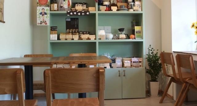 mammacafe151Aの内観,清澄白河,おしゃれ,カフェ