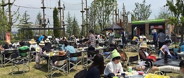 デジキューBBQガーデン イオンモール常滑店,手ぶら,バーベキュー,愛知県