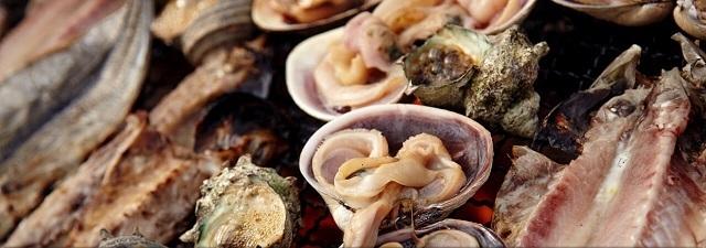 魚太郎の浜焼きバーベキュー,手ぶら,バーベキュー,愛知県
