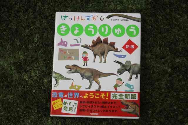 はっけんずかん 発見図鑑 学研 おすすめ 恐竜,はっけんずかん,