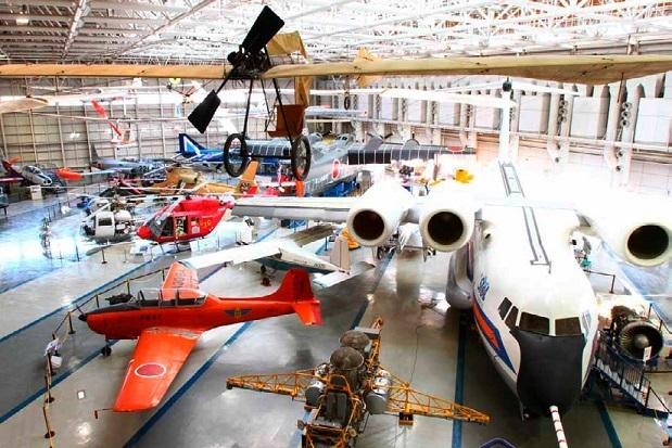かかみがはら航空宇宙科学博物館,飛行機,大好き,子ども