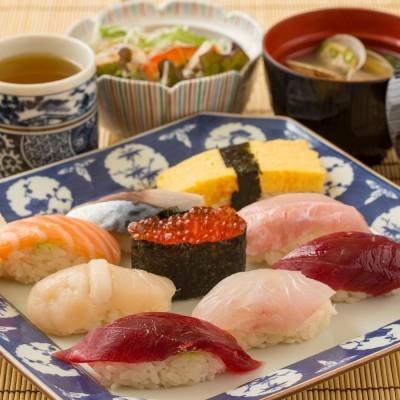 江戸前寿司 和 -なごみのランチ駿河寿司,東銀座,子連れ,ランチ