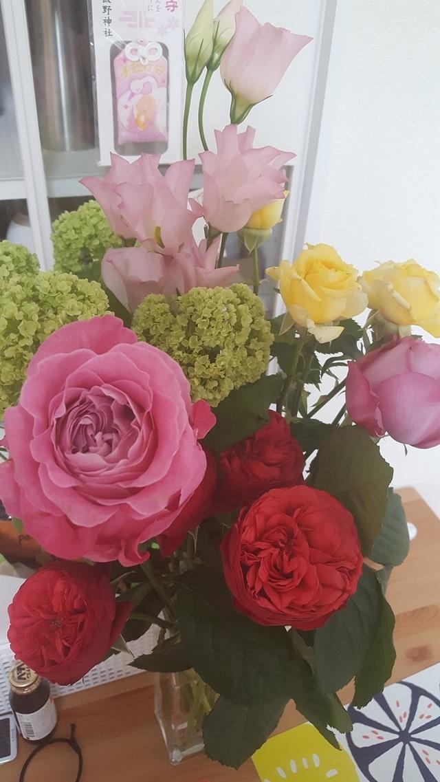 花,心に残る,プレゼント,