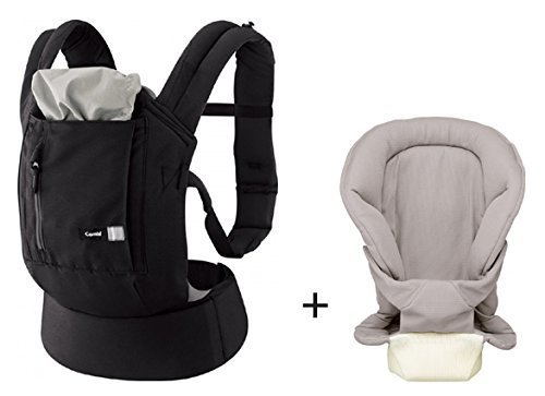 Combi ジョインEL-E BK + ジョイン専用 インファントシート GL,新生児,抱っこひも,