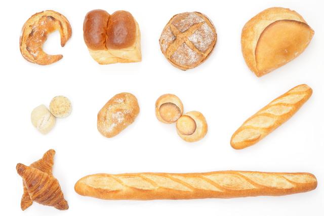 パンの種類,離乳食,パン,