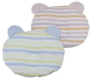 パシーマ ベビー/カラフル パシーマ/ワンワン 汗とり枕 ベビー枕 ブルー 日本製,赤ちゃん,枕,