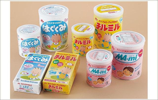 粉ミルク色々,粉ミルク,選び方,おすすめ