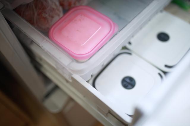 冷凍保存イメージ,離乳食,パンケーキ,
