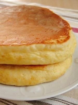 手作りホットケーキミックス,離乳食,パンケーキ,