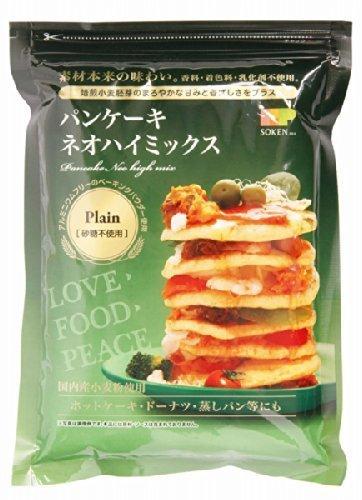 パンケーキネオハイミックス砂糖不使用 400g×3袋,離乳食,パンケーキ,