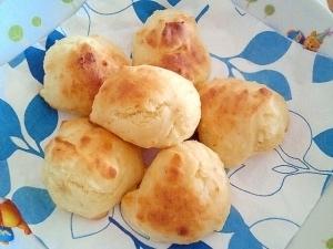 【離乳食】HM使用☆豆腐とバナナの簡単おやつ,離乳食,パンケーキ,