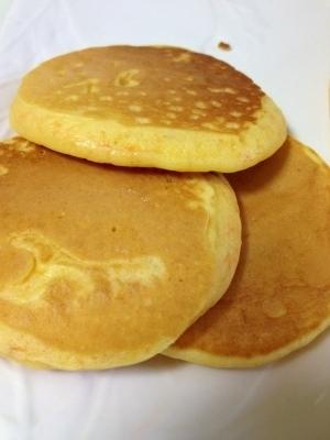 離乳食、卵アレルギー 卵なしで人参ホットケーキ,離乳食,パンケーキ,