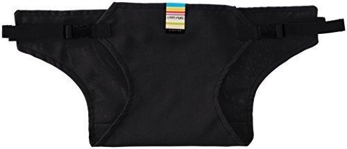 日本エイテックス 【日本正規品】 キャリフリー チェアベルト ブラック 01-069,離乳食,椅子,