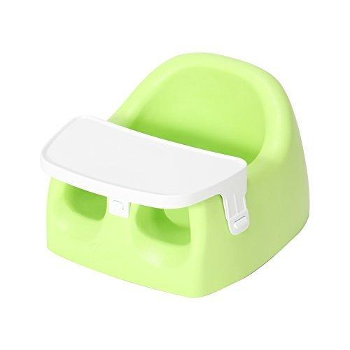 カリブ ベビーチェア 3ヶ月~14ヶ月 ソフトチェアー トレイセット 赤ちゃん イス ベビーソファ PM3386 Karibu Seat with plastic Tray [並行輸入品],離乳食,椅子,