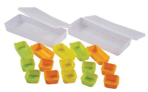 小分け保存カップ フリープ 2コセット,離乳食,うどん,
