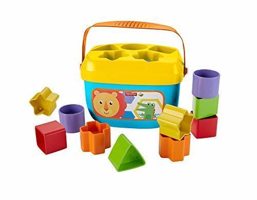 フィッシャープライス インファント はじめてのブロック レインフォレスト FFC84,1歳,おもちゃ,