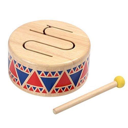 PLANTOYS 6404 ソリッドドラム,1歳,おもちゃ,