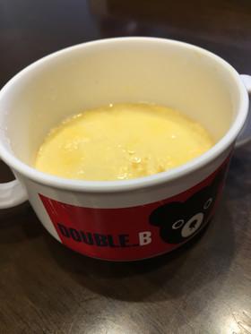 レンジde茶碗蒸し,離乳食,卵,