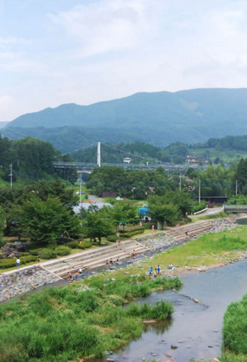 清流公園,群馬県,道の駅,