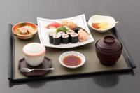 愛光屋花心亭お寿司ランチ,刈谷,子連れ,食事
