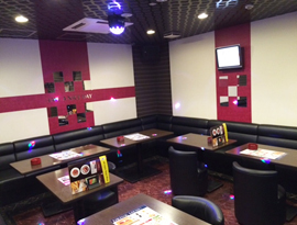 DINING BIG ECHO名古屋錦通り店の店内,名古屋,子連れ,ランチ
