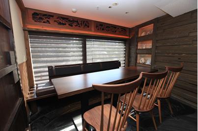 紅炉庵 なんば店の個室,日本橋,ランチ,大阪