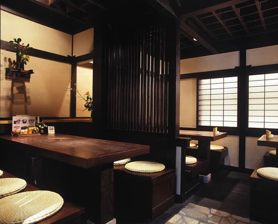 麺匠の心つくし つるとんたん 宗右衛門町店 店内風景,日本橋,ランチ,大阪