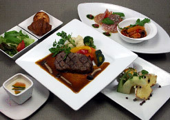 「シェルブール 日本橋茅場町店」の料理,茅場町,個室,