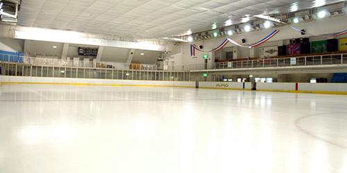 パピオアイスアリーナ スケートリンク,福岡,スケート,スポット