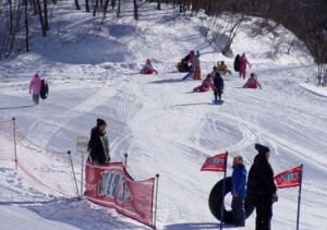 箕輪スキー場のキッズパーク,福島県,スキー場,おすすめ