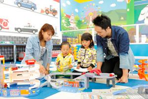 おもちゃの館,軽井沢,おもちゃ王国,冬