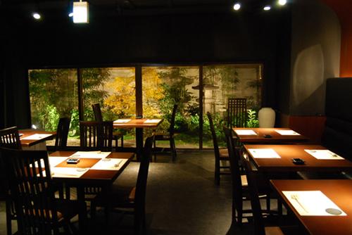 一蔵(いぞう)赤坂店 店内風景,赤坂,個室,子連れランチ