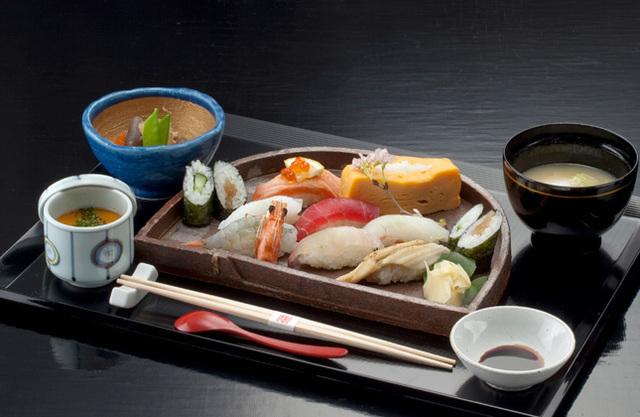 寿司御膳,小倉,ランチ,子連れ
