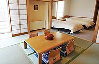 ホテルロッジ 和室付き客室,富士山こどもの国,キャンプ,