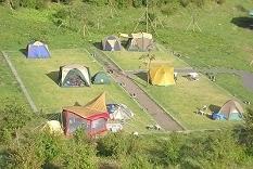 キャンプ場,富士山こどもの国,キャンプ,