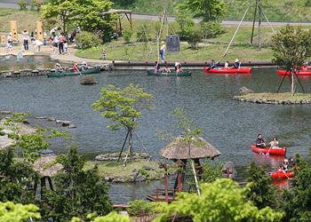 水の国,富士山こどもの国,キャンプ,