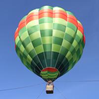 熱気球,那須,千本松牧場,
